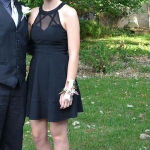 Women's Black Formal Dress